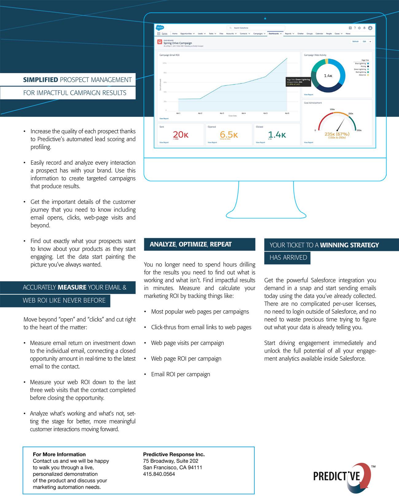 Predictive datasheet page 2
